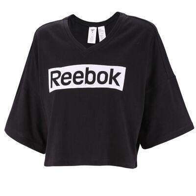 Camiseta Reebok Training Essentials Linear Logo