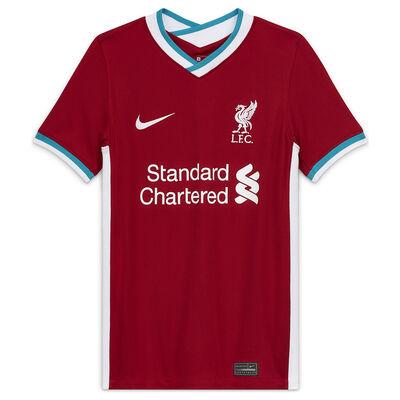 Camiseta Nike Liverpool Fc Stadium Home 2020/21