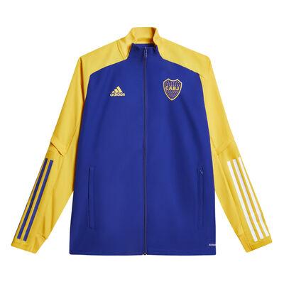 Campera adidas Boca Juniors Presentación