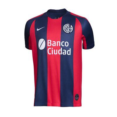 Camiseta Nike San Lorenzo Stadium Home 2019/20