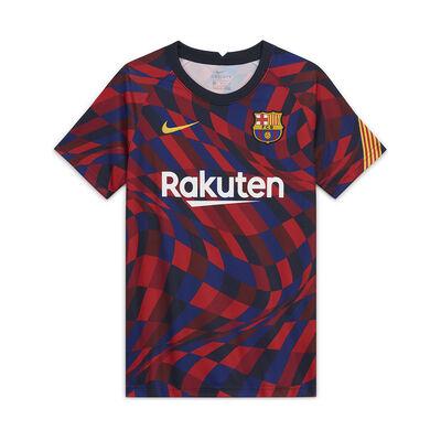 Camiseta Nike Fc Barcelona 20/21 Training
