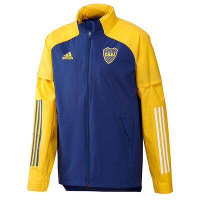 Campera Adidas Boca Juniors Unisex