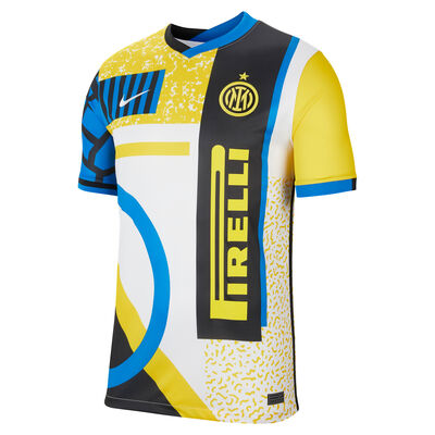 Camiseta Nike Inter Milan 2021/22 Stadium Fourth