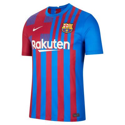 Camiseta Nike Barcelona 2021/22 Stadium Home