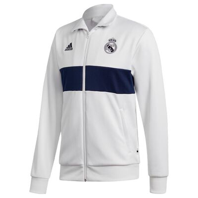 Campera Adidas Real Madrid 3 Tiras