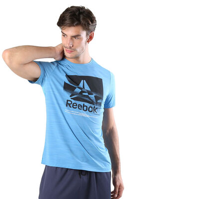 Remera Reebok Workout Ready Activchill