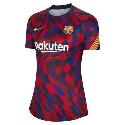 Camiseta Nike FC Barcelona Pre-Match 2021