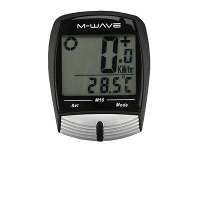 Velocímetro M-Wave M16 Bicycle Computer