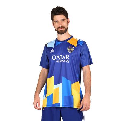 Camiseta Adidas Boca Juniors Tercera 2021