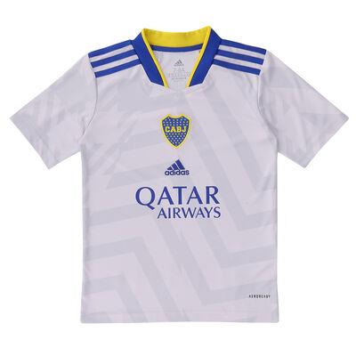 Camiseta adidas Boca Juniors Away 2021 Jr