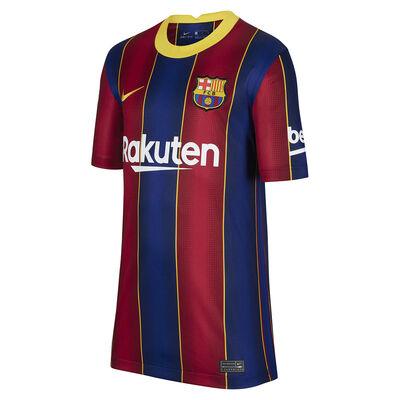 Camiseta Nike FC Barcelona Stadium Home Kids 2021