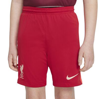 Short Nike Liverpool Fc 2021/22 Stadium Home