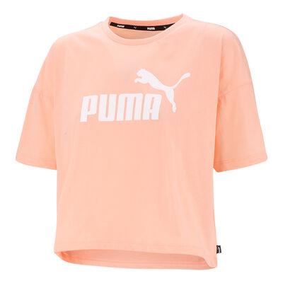 Remera Puma Ess Cropped Logo