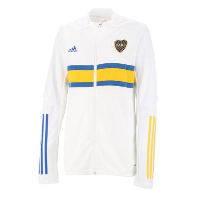 Campera adidas Boca Juniors 3 Stripes