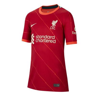 Camiseta Nike Liverpool FC 2021/22 Stadium Home
