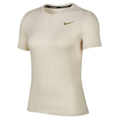 Remera Nike Dry Miler Ss Shine