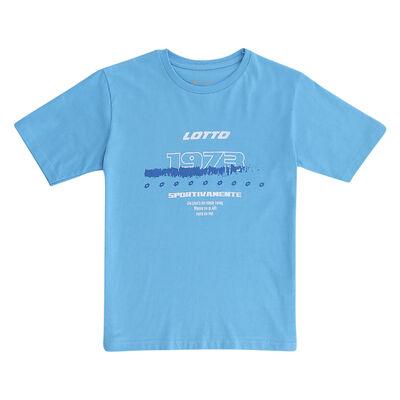 Remera Lotto Logo
