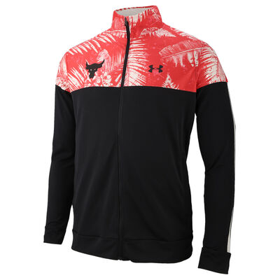 Campera Under Armour Project Rock Track