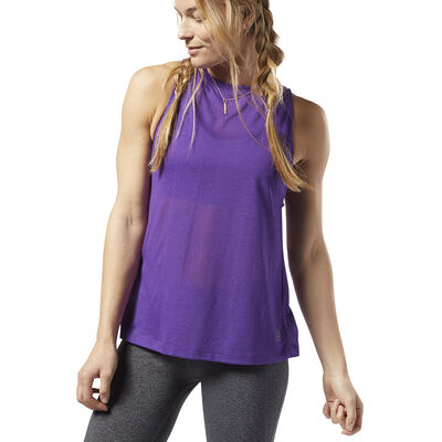 Musculosa Reebook One Series Burnout