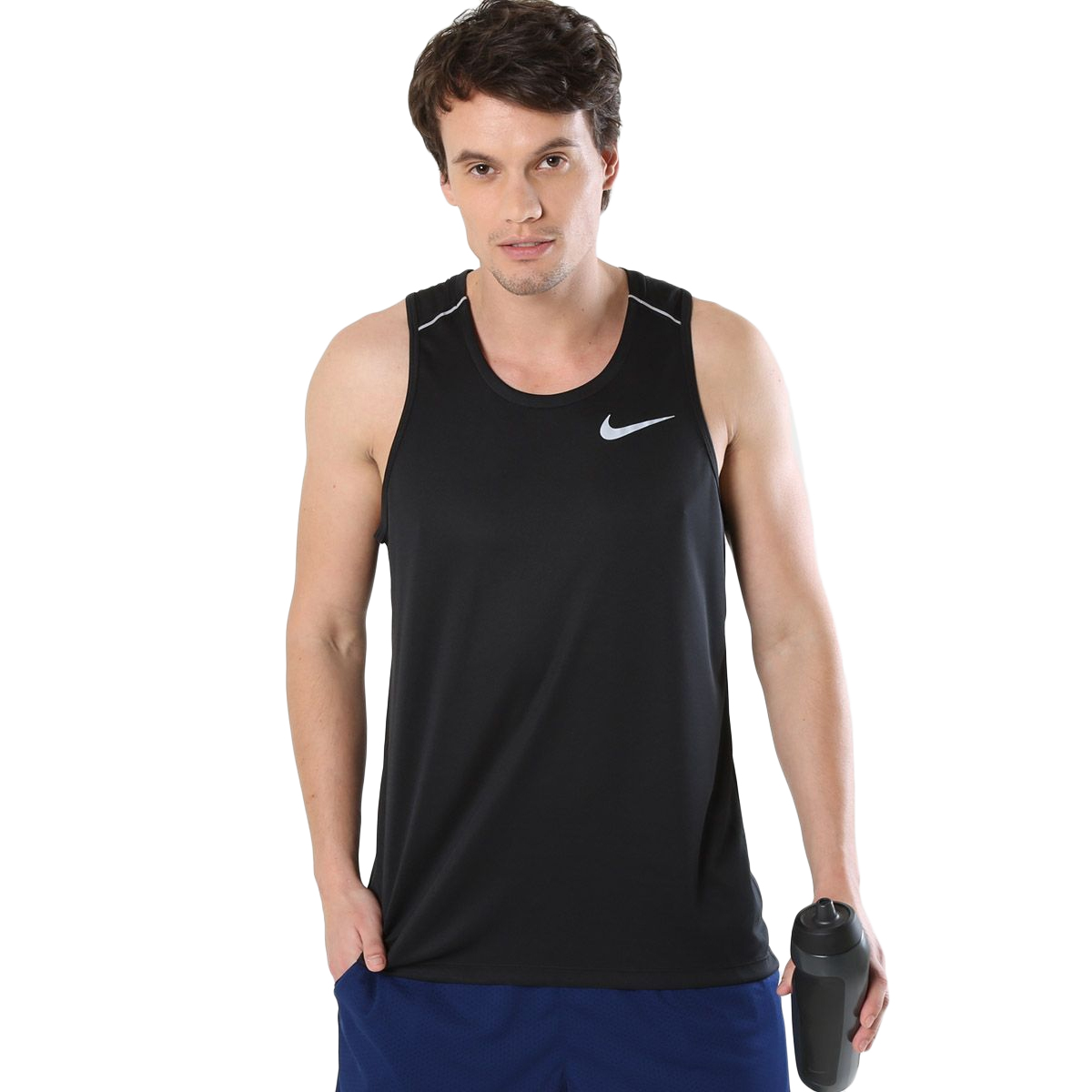 Musculosa Nike Dri-Fit Miler,  image number null