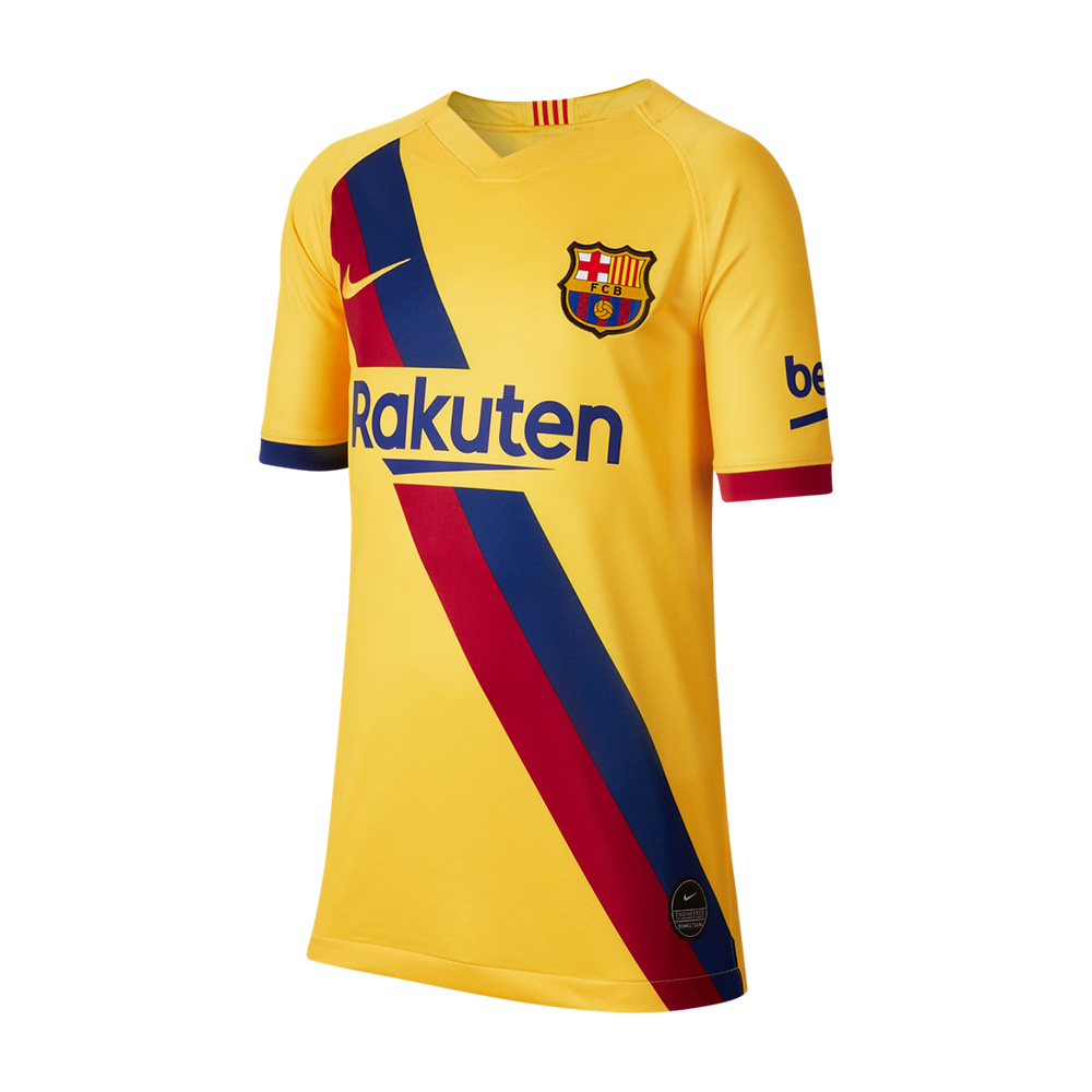 Camiseta Nike Barcelona Stadium Away,  image number null