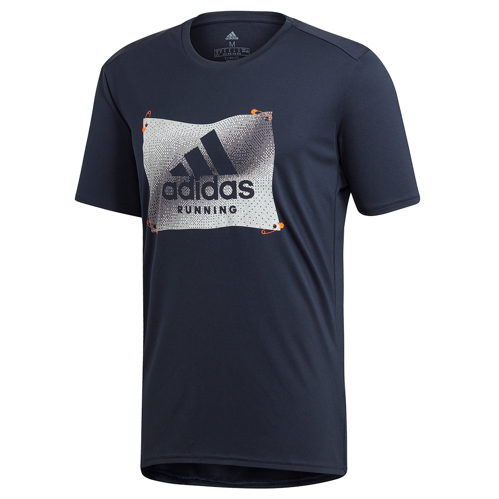 Remera Adidas Own The Run,  image number null