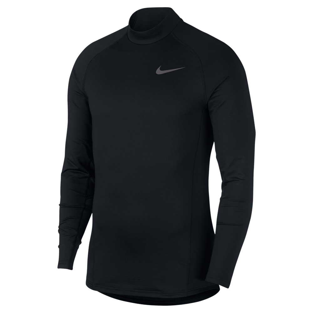 Remera Nike Np Thrma Top Ls Mock,  image number null